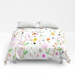 Locura Floral Comforters