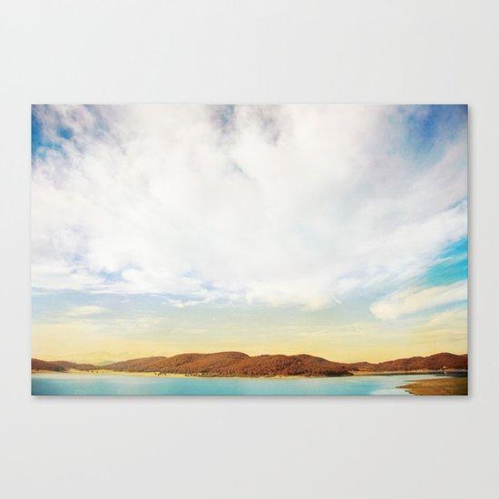 Daydream Away Canvas Print
