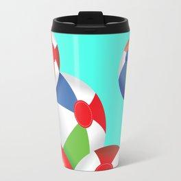 Beach Pop Travel Mug