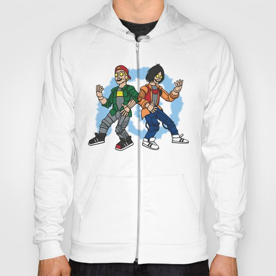 Station's Creations Hoody