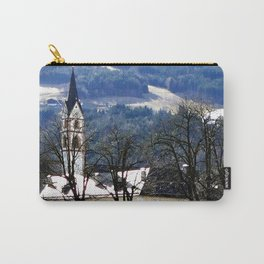 From the Pearl of the Dolomites Carry-All Pouch