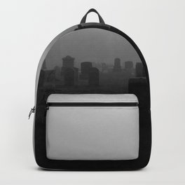 Cemetery (Black and White) Backpack