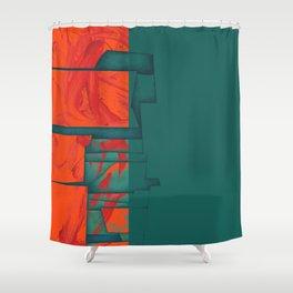 Titan - Cronos Shower Curtain