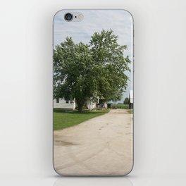 PASTEL BLUE iPhone Skin