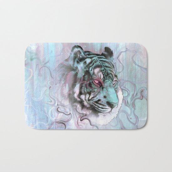 Illusive By Nature (Blue) Bath Mat
