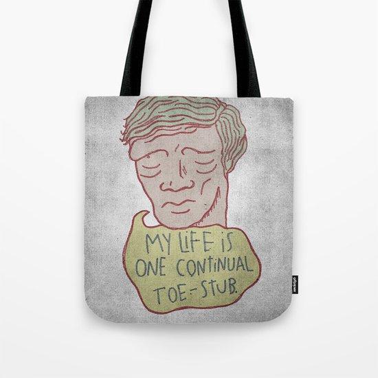 TOE STUBS 4EVR Tote Bag