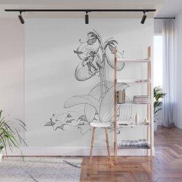 Fairy In a Slipper Wall Mural