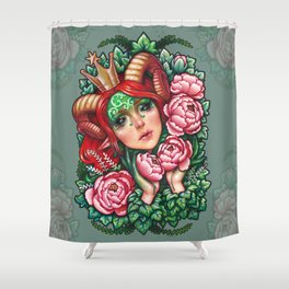 Titania Stigmata Shower Curtain