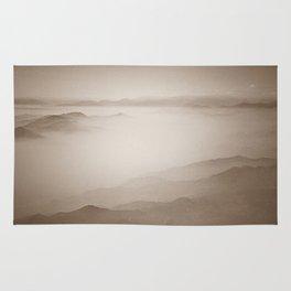 Sky View (Sepia) Rug