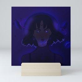 Goddess Of Destruction Mini Art Print