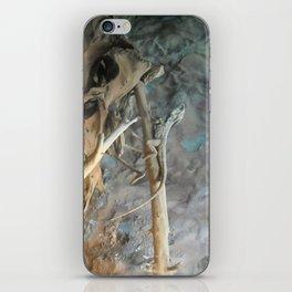 lizzards iPhone Skin