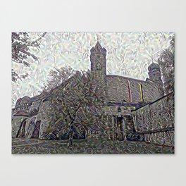 Veste Coburg Canvas Print