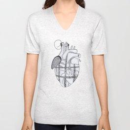 heartgrenade Unisex V-Neck