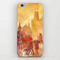 takmaj iPhone & iPod Skins featuring Charles Bridge by takmaj