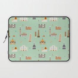 Italy pattern Laptop Sleeve