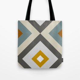 Mid West Geometric 04 Tote Bag