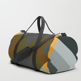 Abstract Retro Pattern 28 Duffle Bag