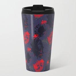 Red marks Travel Mug