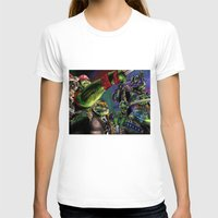 teenage mutant ninja turtles T-shirts featuring Teenage Mutant Ninja Turtles by artbywilliam