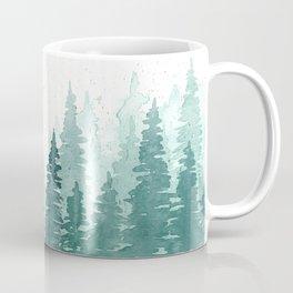 Evergreens Coffee Mug