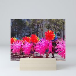 San Francisco Gay Pride Parade Mini Art Print