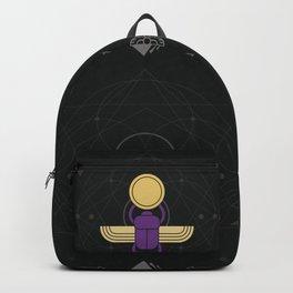 Khepri of the Egyptians Backpack