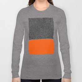 City Sunset Abstract Long Sleeve T-shirt