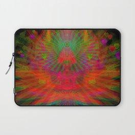Love Radiation Meditation Laptop Sleeve
