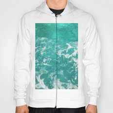 Bavaro Beach ocean waves Hoody