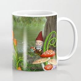 Dwarves Land Coffee Mug