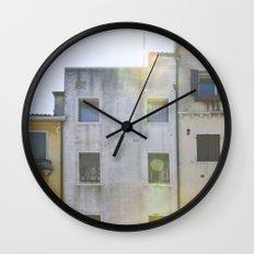 Building Up - Italy Wall Clock
