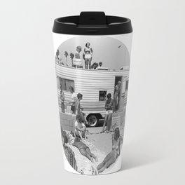Vintage Caravan Party Travel Mug