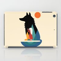 best friend iPad Cases featuring Best Friend by Andy Westface