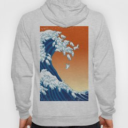 Llama Waves Hoody