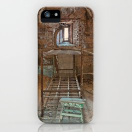 Serpent Prison Cell iPhone Case