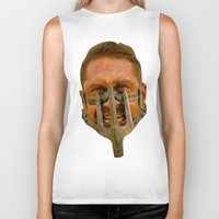 mad max Biker Tanks featuring Mad Max by Sten