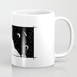 Phases de la lune 2 Coffee Mug