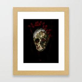 skull#01 Framed Art Print