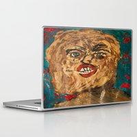 grunge Laptop & iPad Skins featuring grunge  by Samantha Sager
