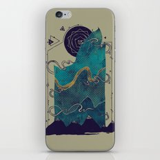 Northern Nightsky iPhone & iPod Skin