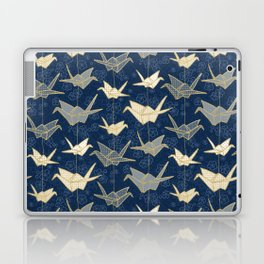 Sadako's Good Luck Cranes Laptop & iPad Skin