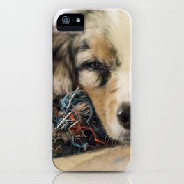 Joke of the Day iPhone Case