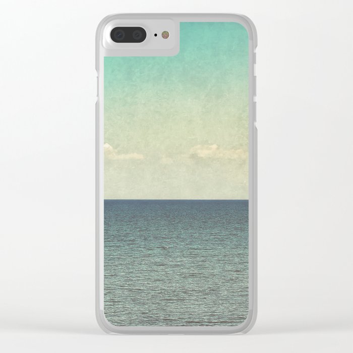 As You Were Clear iPhone Case