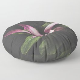 Magnolia Portrait Floor Pillow