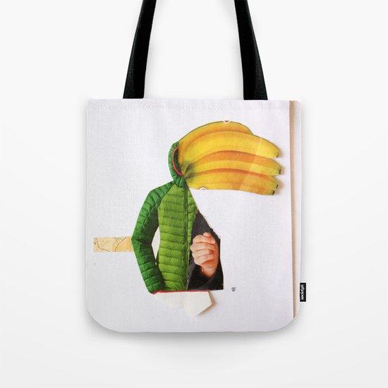 Normal Life · Alles Banane Tote Bag