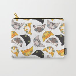 """""""Oro?"""" Cats Carry-All Pouch"""