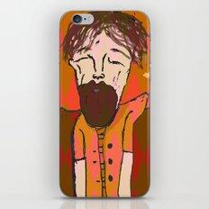 iron and wine  iPhone & iPod Skin