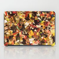 circus iPad Cases featuring Circus by Kerri Swayze