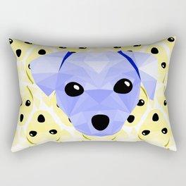 Pup Rectangular Pillow