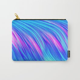 Waterfall,  abstract Carry-All Pouch